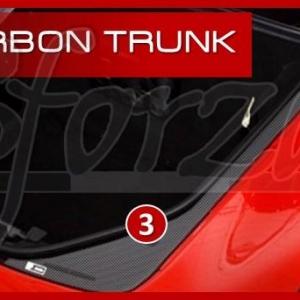 F430 Carbonio Vano bagagli