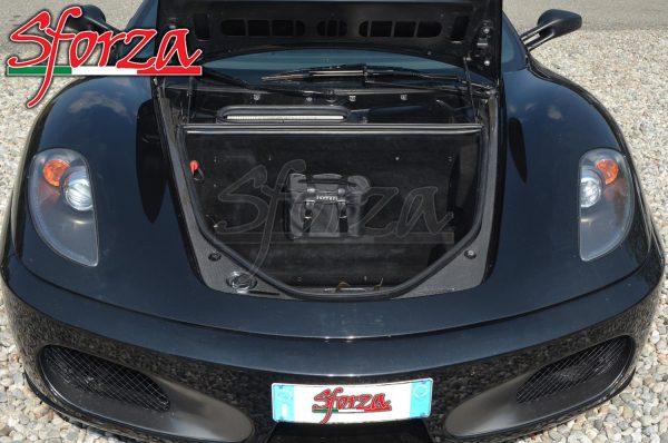 Ferrari F430 Paratie vano baule carbonio