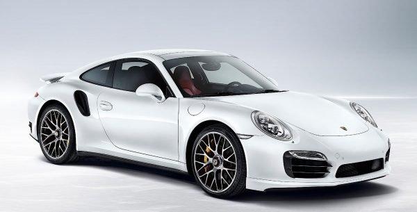Porsche 911 991.1 Turbo