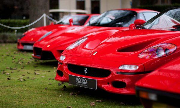 Ferrari andere modelle