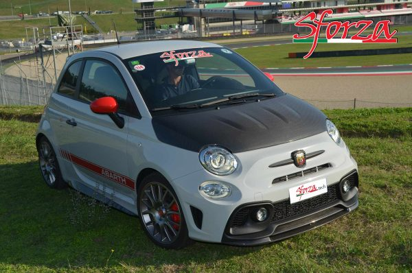Italiano) Sforza Shop | Accessori in Fi di Carbonio per Abarth ...