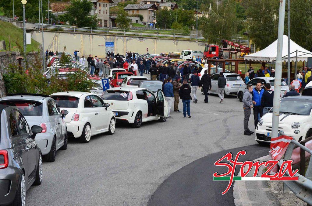 9  Raduno Abarth Valle d' Aosta 2017 4