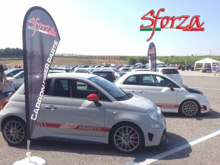 Only Abarth and Show Franciacorta 2017