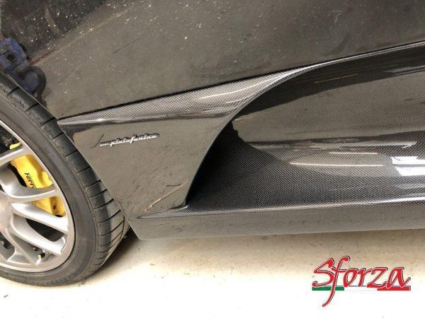 Ferrari F430 Carbon rocker panels
