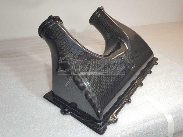 Ferrari 458 Italia carbon airbox