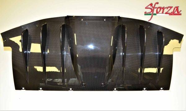 Ferrari 458 Italia diffusore carbonio