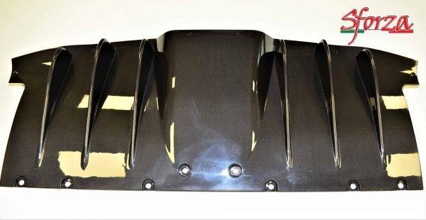 Ferrari 458 Spider carbon fiber rear diffuser