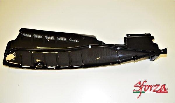 Ferrari F430 Motorraumverkleidung carbon