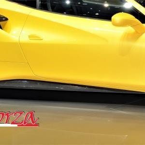 Ferrari 488 Brancardi Carbonio