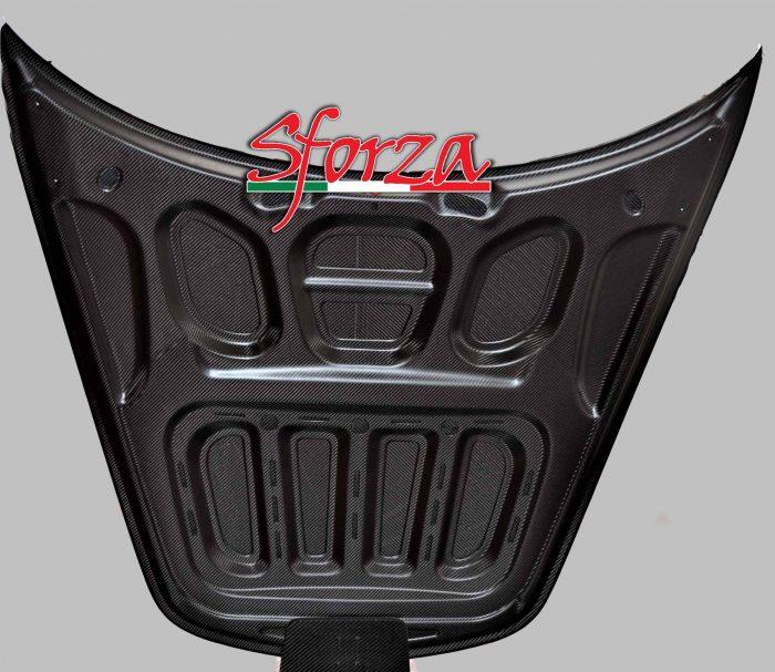 Porsche 911 991 981 Carbon front bonnet hood