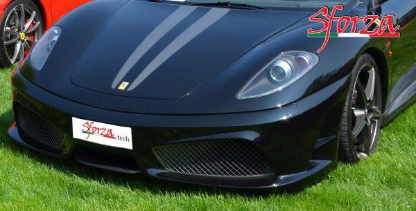 Ferrari F430 Scuderia Splitter anteriore Carbonio