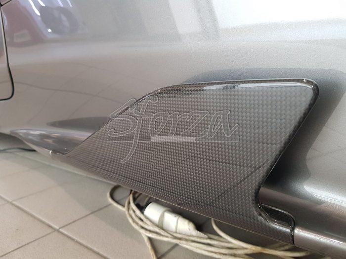 Ferrari 458 Speciale Pinne laterali carbonio