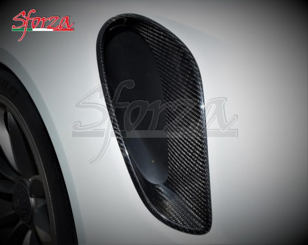 Porsche 911 991 GT3 RS Carbon Side air intakes