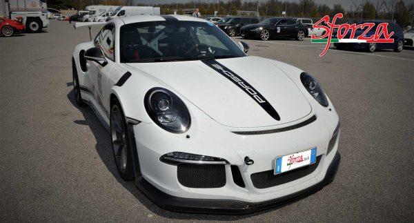 Porsche 911 991 GT3 RS Carbon front Sforza