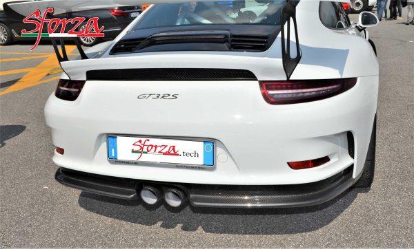 Porsche 911 991.1 GT3 RS Diffusore Carbonio posteriore