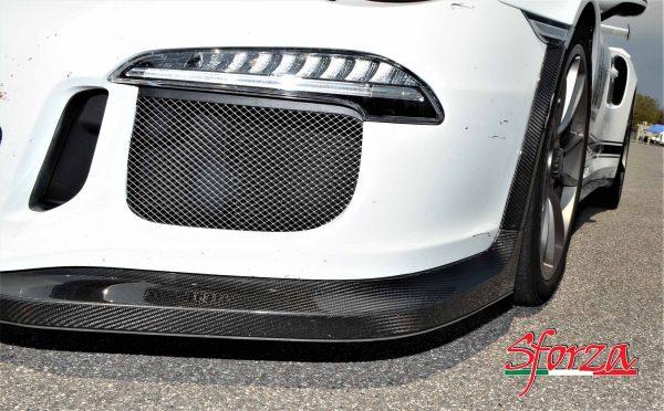 Porsche 911 991 GT3 RS Frontspoilerlippe Carbon
