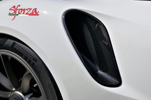 Porsche 911 991 GT3 RS Prese aria laterali carbonio mk1