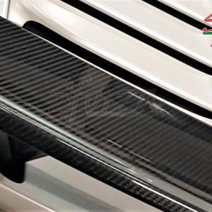 Porsche 911 991 Turbo mk1 ala posteriore carbonio lucido