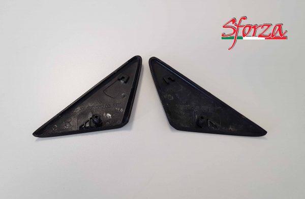 Porsche 911 991 Carbon triangle shells 2