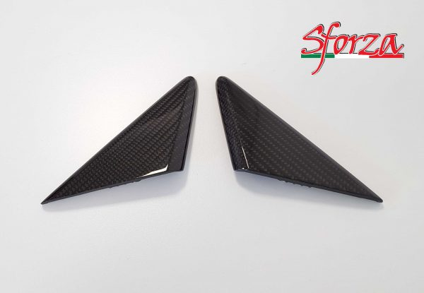 Porsche 911 991 Carbon triangle shells