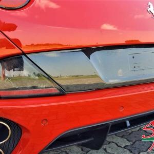 Ferrari California porta targa carbonio sforza