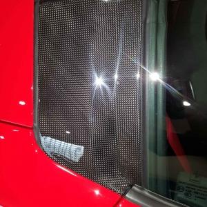 Ferrari 458 Spider rivestimento carbonio montante b
