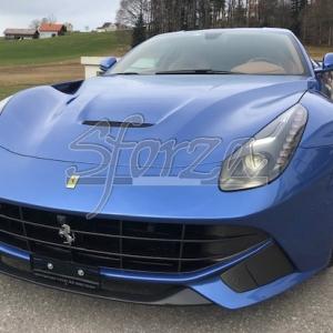 Ferrari F12 Spoiler anteriore carbonio a vista