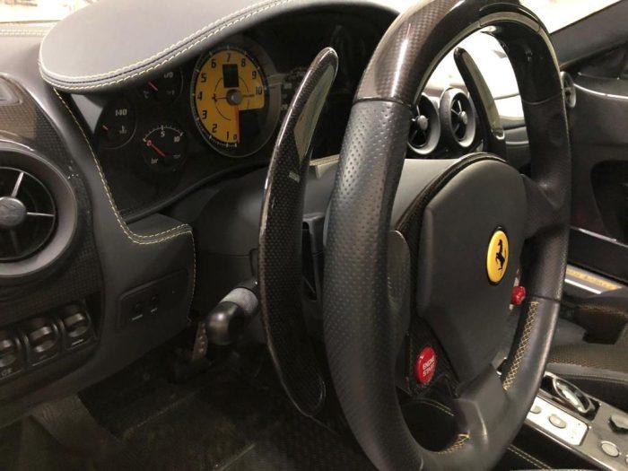 Ferrari F430 leve cambio maggiorate Sforza