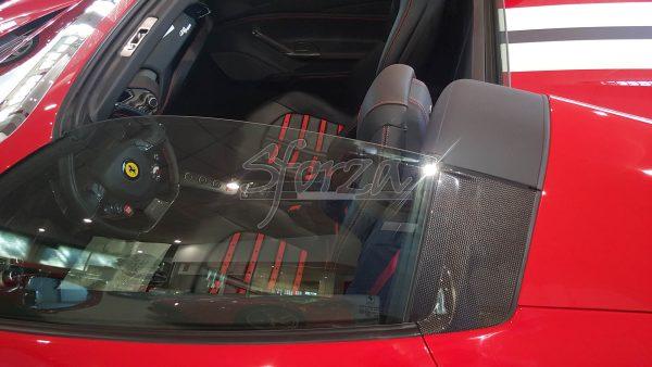 Ferrari 488 SPider montanti b carbonio